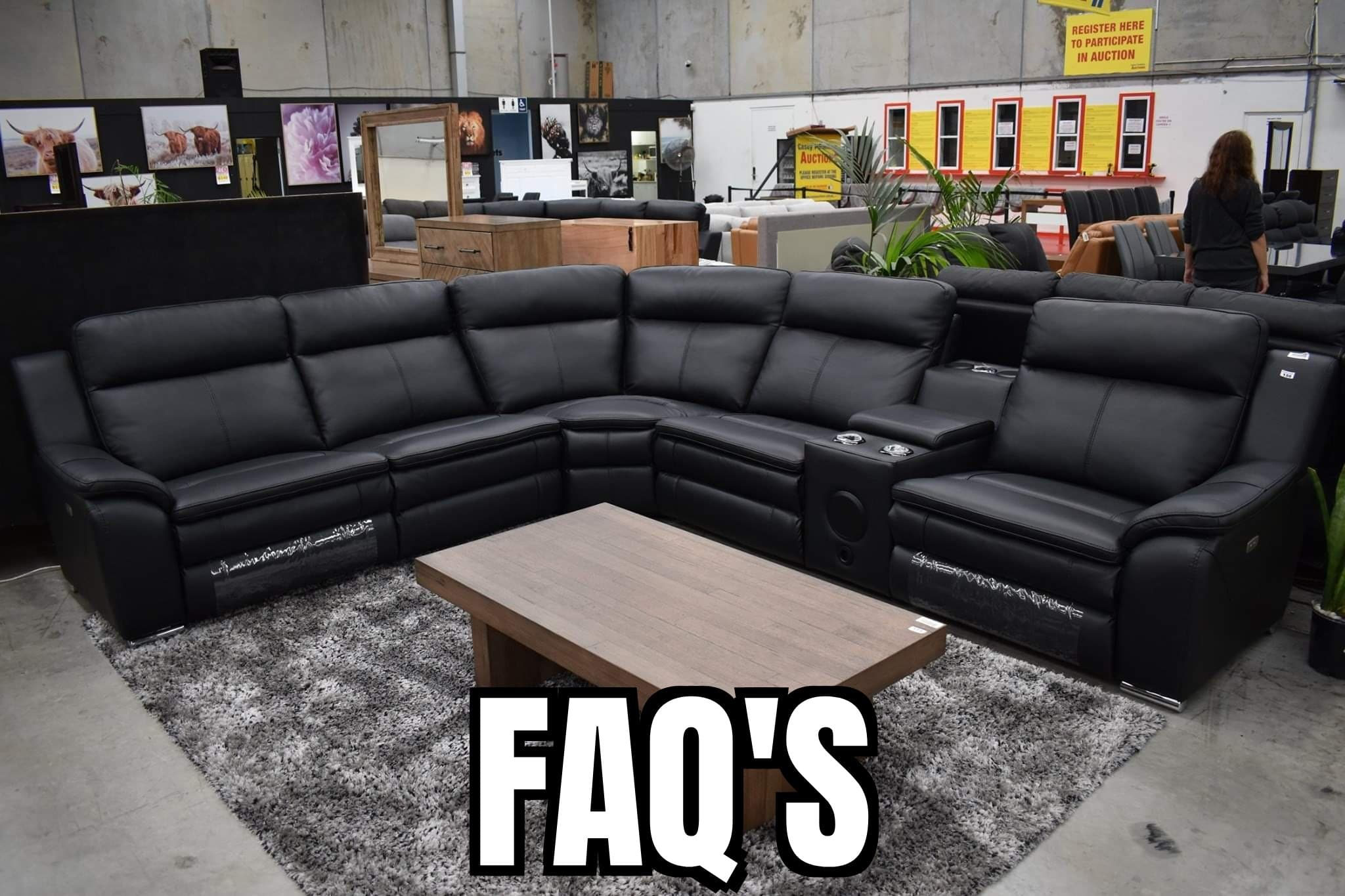 Casey Furniture Auctions - FAQs