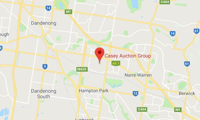 Where is Casey Auction Group